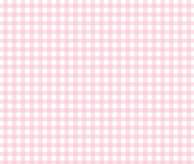 Pink Check Background Pattern