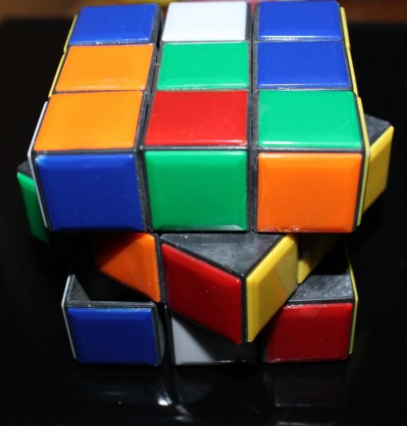 Rubix Cube 2, Magic Cube, Rubik's