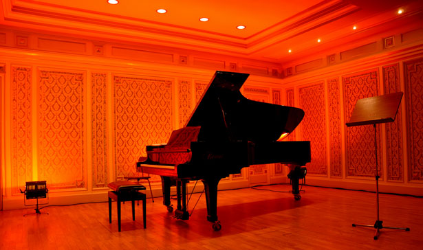 National Piano Month, From Behind the Pen, Piano