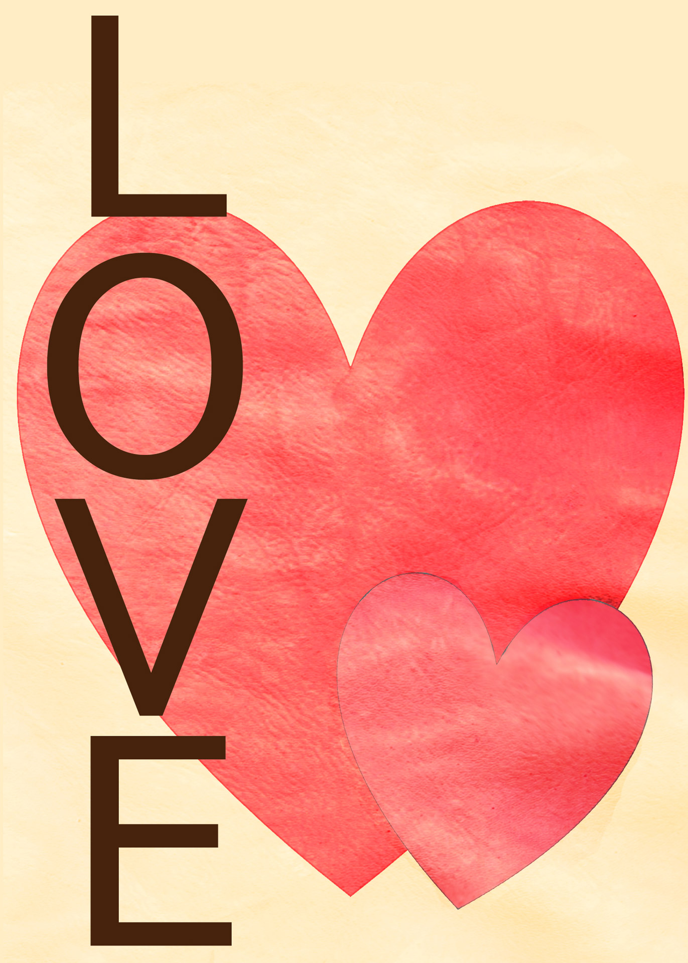 Love Valentines Day Card Free Stock Photo Public Domain