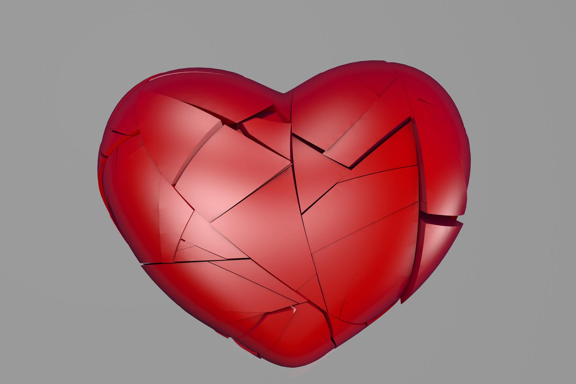 My Heart Broken Pieces