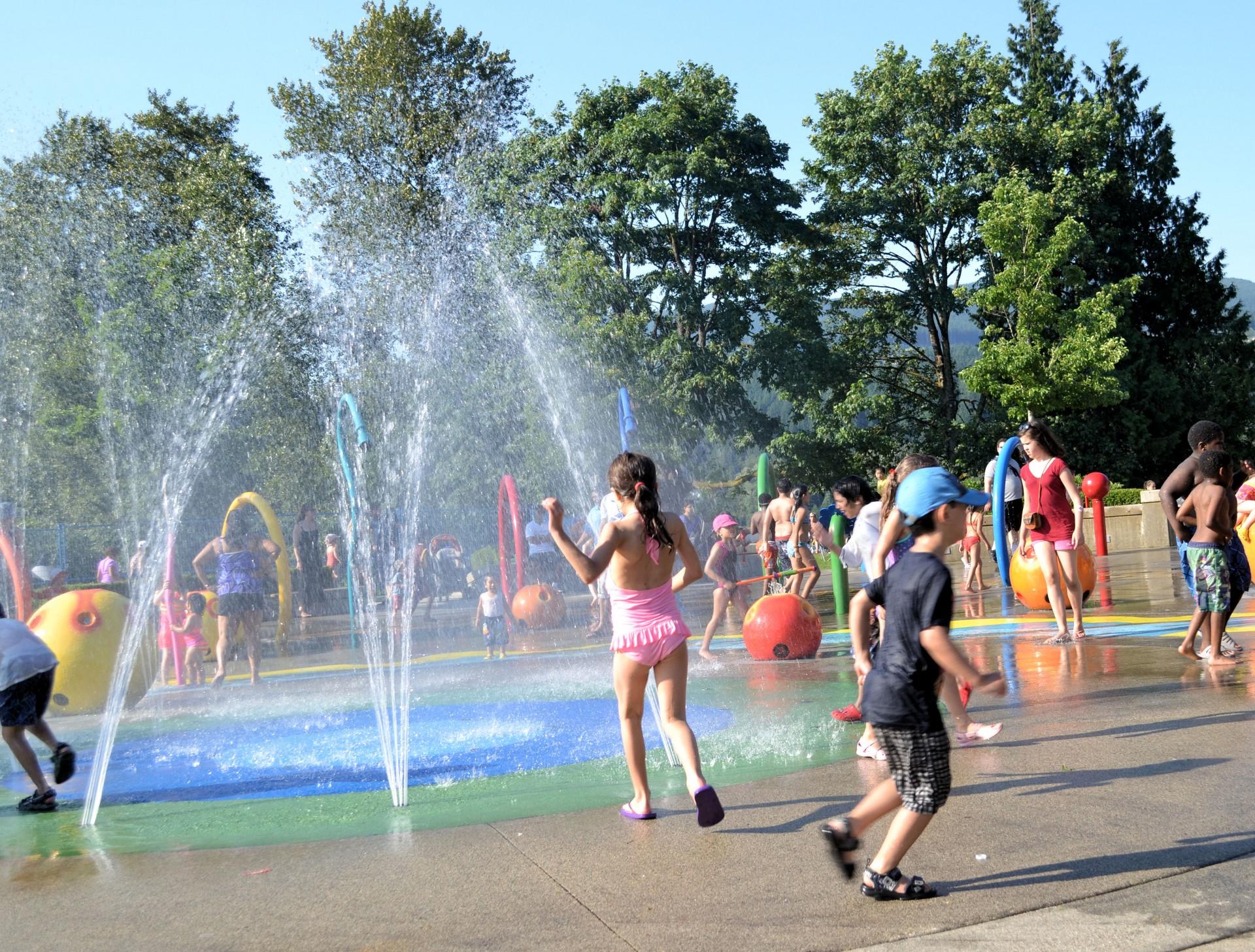 Summer, Summer Vacation, Water Park