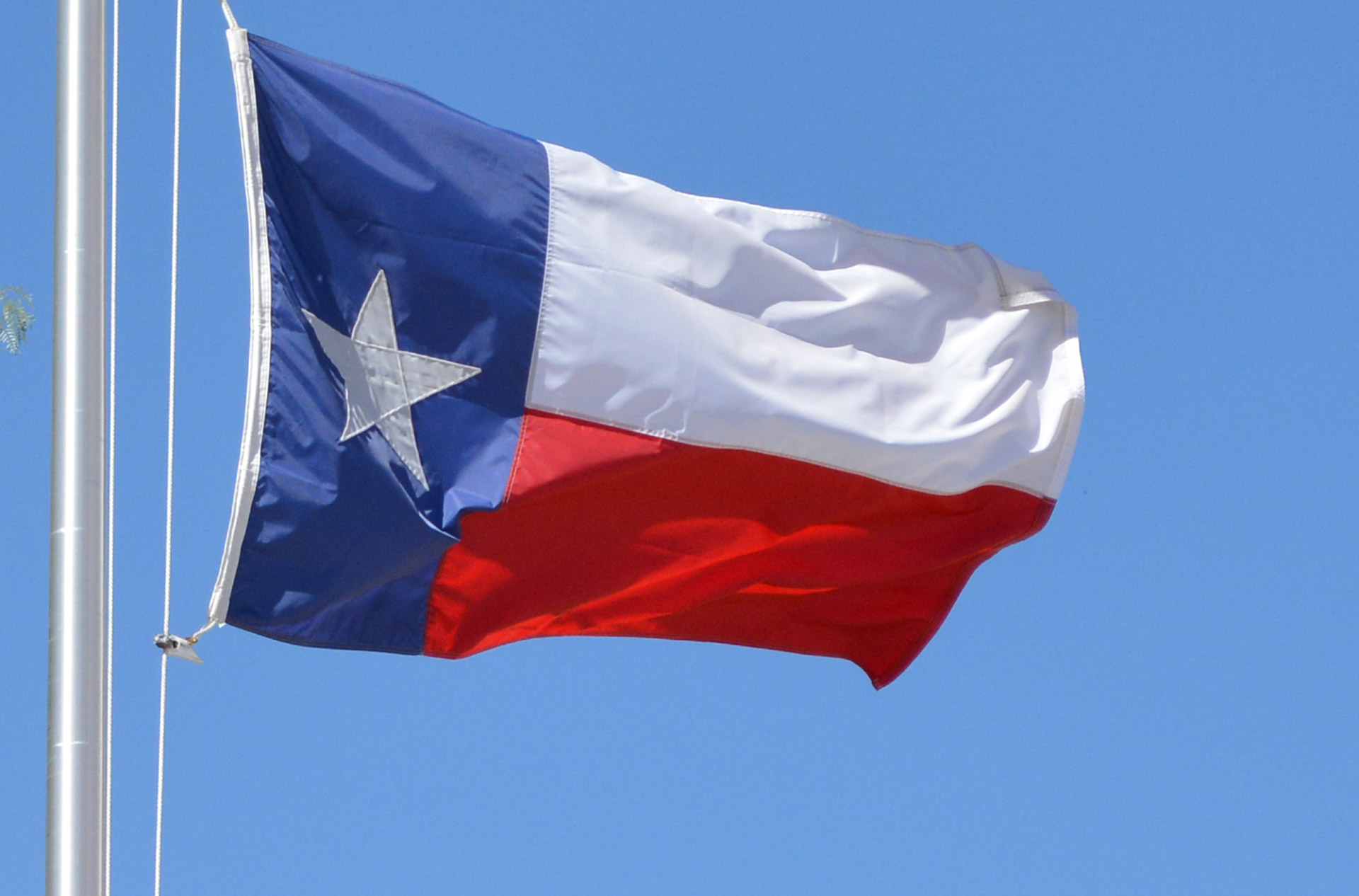 Texas Flag Lone Star State USA