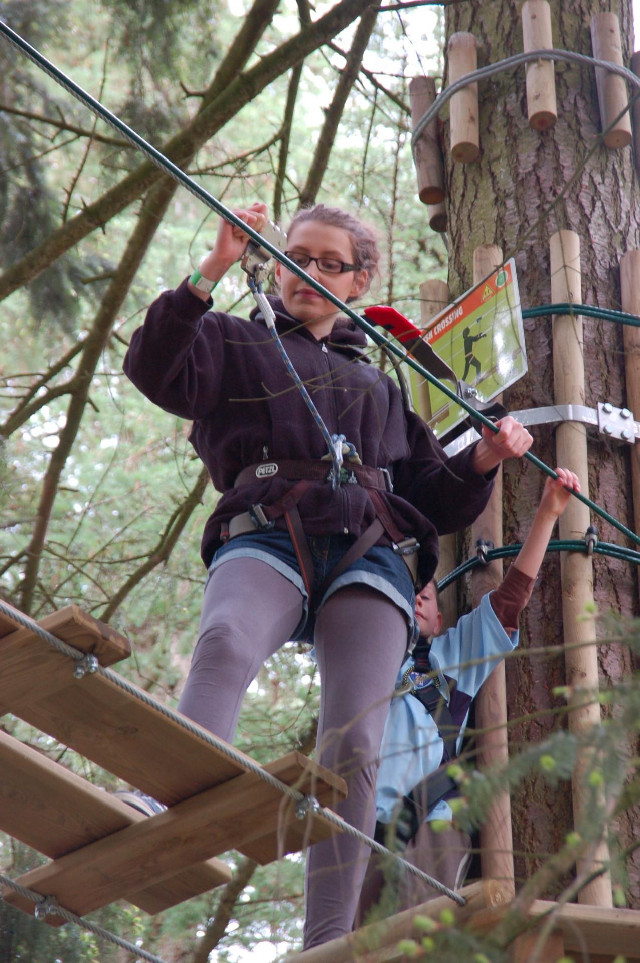 Ziplining, Adventure