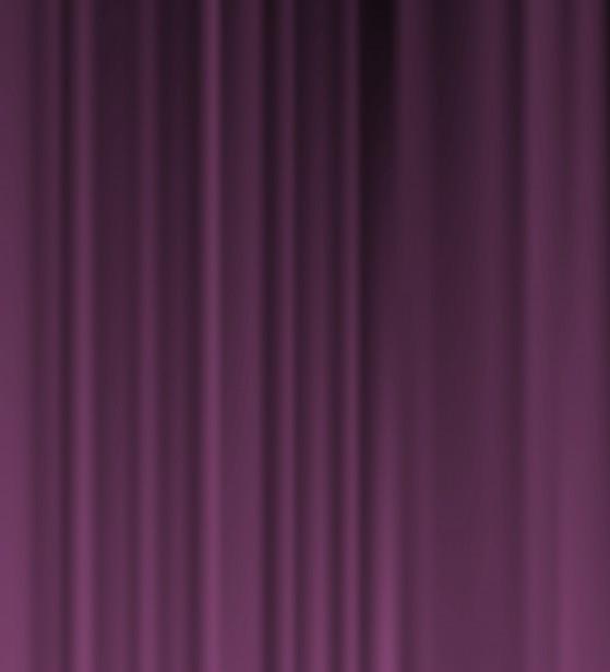 Purple Velvet Curtains Background Free Stock Photo