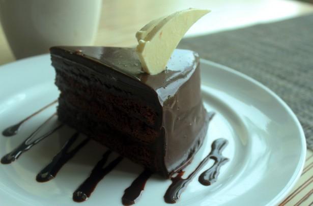 Devil's Food Cake, National Devil's Food Cake Day, Chocolate Cake