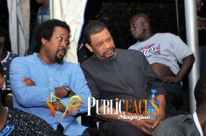 WSICE A Guest and Dr Olaokun Soyinka