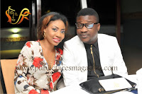 CitiSide and Wife at November Bliss Abeokuta
