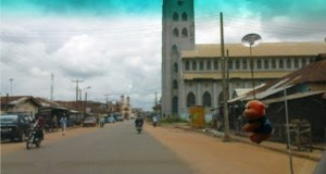 Movement in Ilaro City