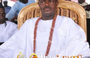 Paramount Ruler of Yewa Land