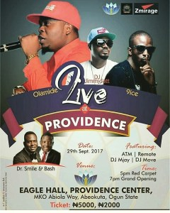 Providence Event Centre