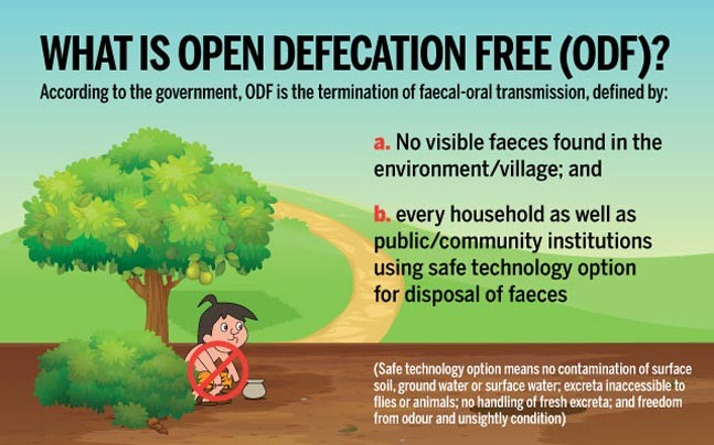 Image result for open defecation causing diseases