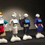 Robot Pepper Protagoniza Su Primer Desfile De Modas
