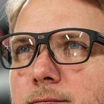 Vaunt, las gafas de Intel que podrá llevar todo el día