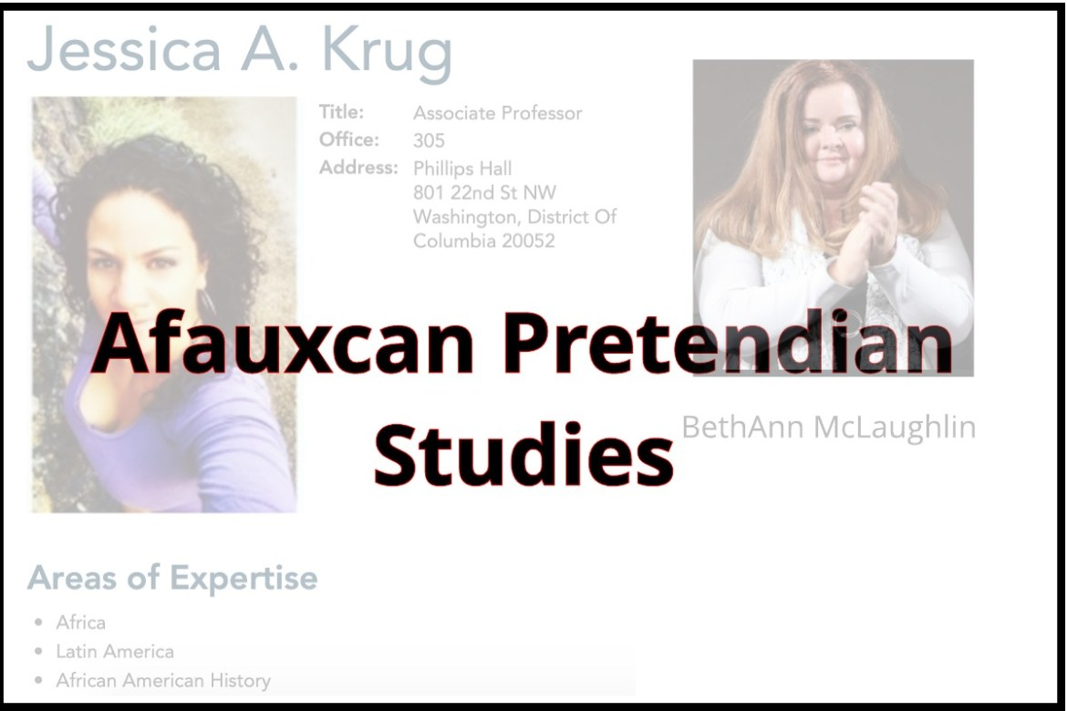 Afauxcans, Pretendians, and other liars
