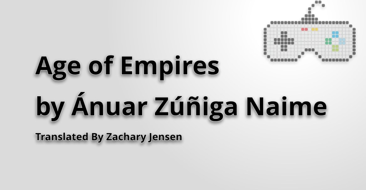 Age of Empires por Ánuar Zúñiga Naime