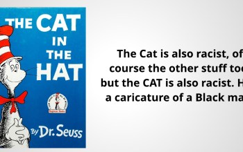 Cat in the Hat is racist