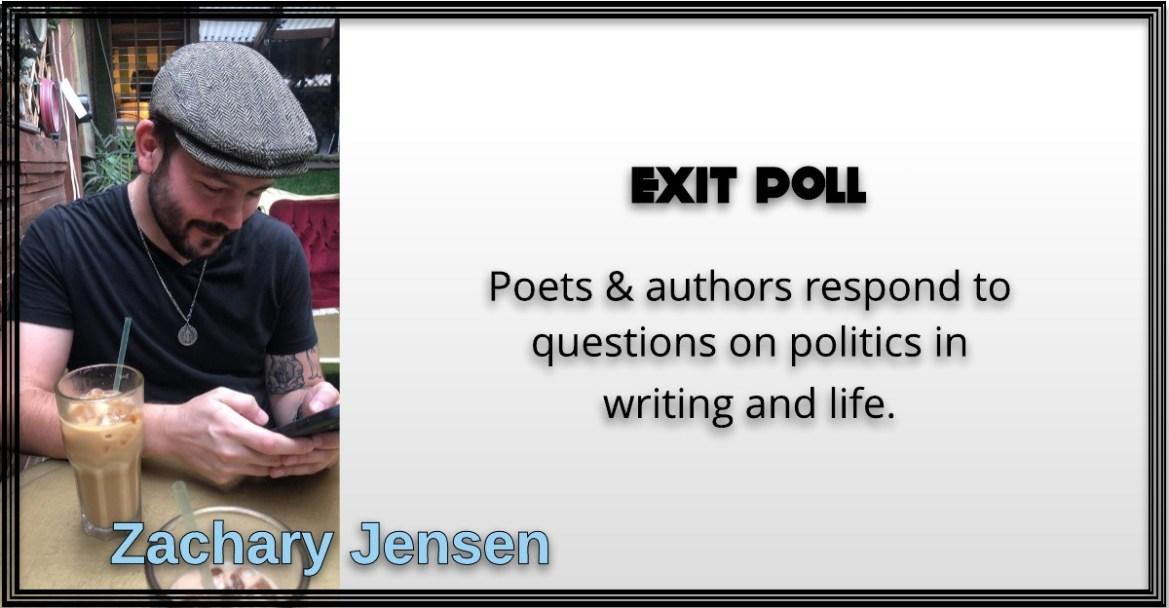 Zachary Jensen, Exit Poll