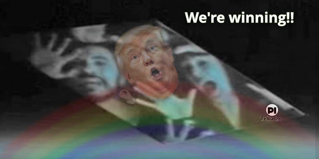 We are winning, another US is possible