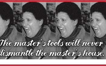 master's tools will never dismantle