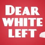 white left