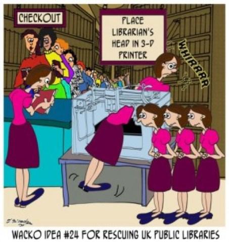 Cartoon by Theresa McCracken