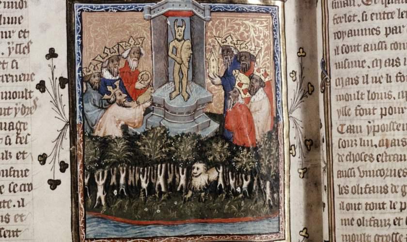 feudal europe religion