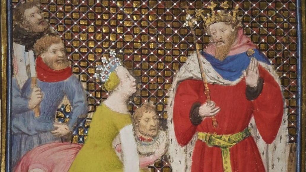 A Medieval #MeToo
