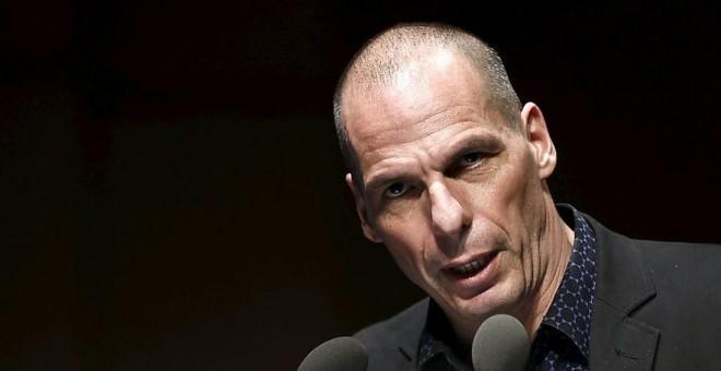 Varoufakis ejerce como profesor de Teoría Económica en la Universidad de Atenas. / REUTERS