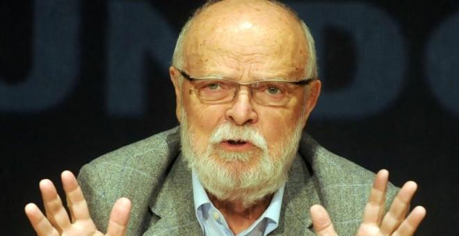 Magistrado emérito del Tribunal Supremo, José Antonio Martín Pallín.