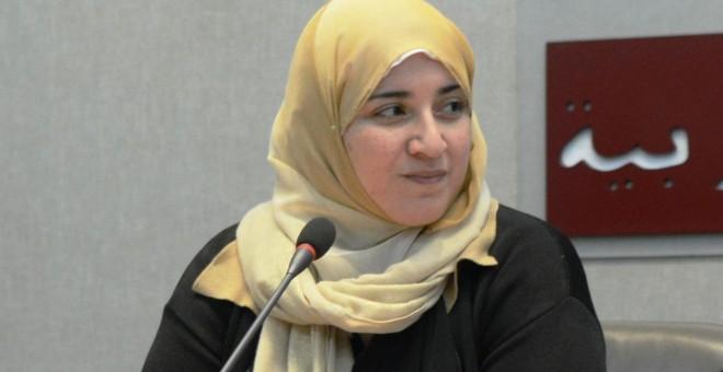 La pensadora decolonial y feminista, Sirin Adlbi Sibai
