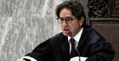Imagen de archivo del juez Alba