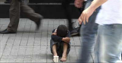 pobreza infantil efe