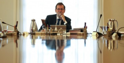 El presidente del Gobierno, Mariano Rajoy. / REUTERS