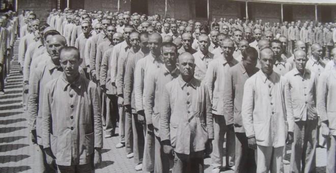 Antigua imagen de la prisión del Puerto de Santa María. / Relatoras Producciones