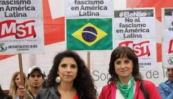 mujeres protesta Bolsonaro Brasil