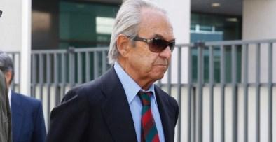 El expresidente de Bankinter Jaime Botín   EFE