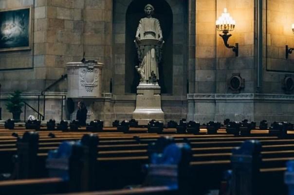 La iglesia católica pierde cientos de miles de adeptos en España cada año. / Piqsels