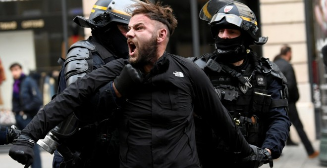 Resultado de imagen para Protestas Francia