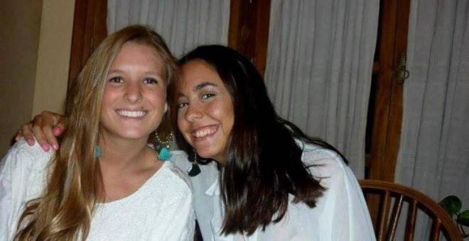 Marina Menegazzo y María José Coni.