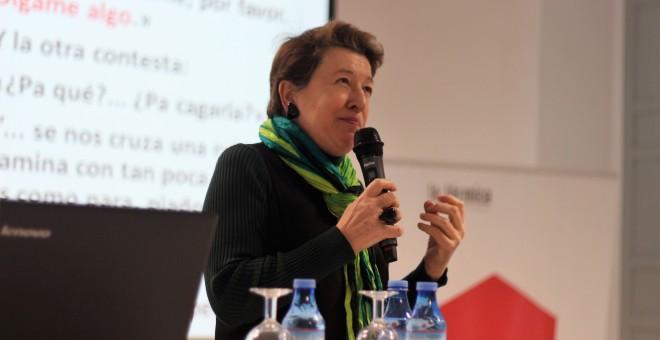 Laura Freixas en La Térmica/ La Térmica