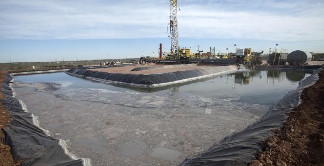 fracking / EFE