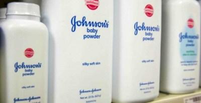 Johnson & Johnson deberá pagar 417 millones de dólares por no advertir del riesgo de cáncer en sus productos. REUTERS
