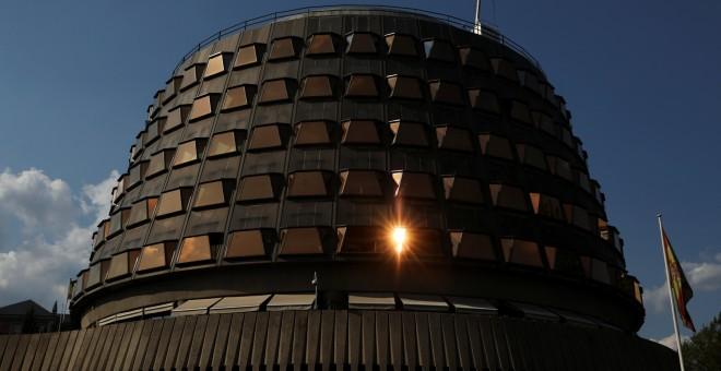 Edificio del Tribunal Constitucional en Madrid. REUTERS/Susana Vera