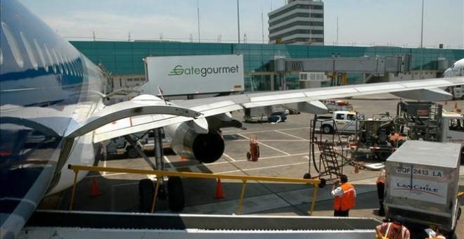 Vista panorámica del Aeropuerto Internacional Jorge Chávez, de la ciudad de Lima. EFE/Archivo