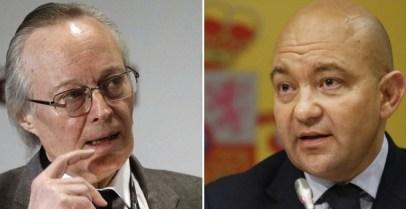 Josep Piqué y Jaime García Legaz. EFE