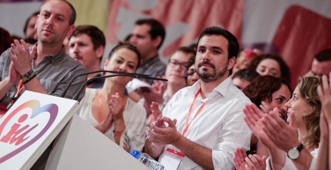 Alberto Garzón. Archive / José Camó / Presse Europa