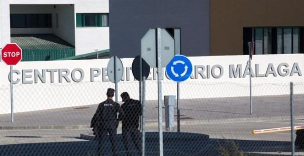 Cárcel de Archidona (Málaga) tras ser habilitada como Centro de Internamiento de Inmigrantes (CIE).-EFE