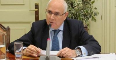 El juez de la Audiencia Nacional, Juan Pablo González / CGPJ