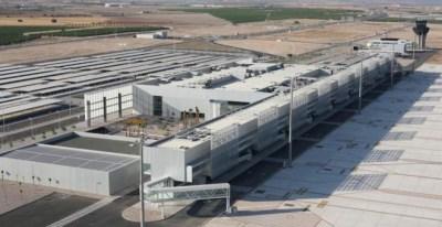 Imagen del aeropuerto de Murcia. (EP)